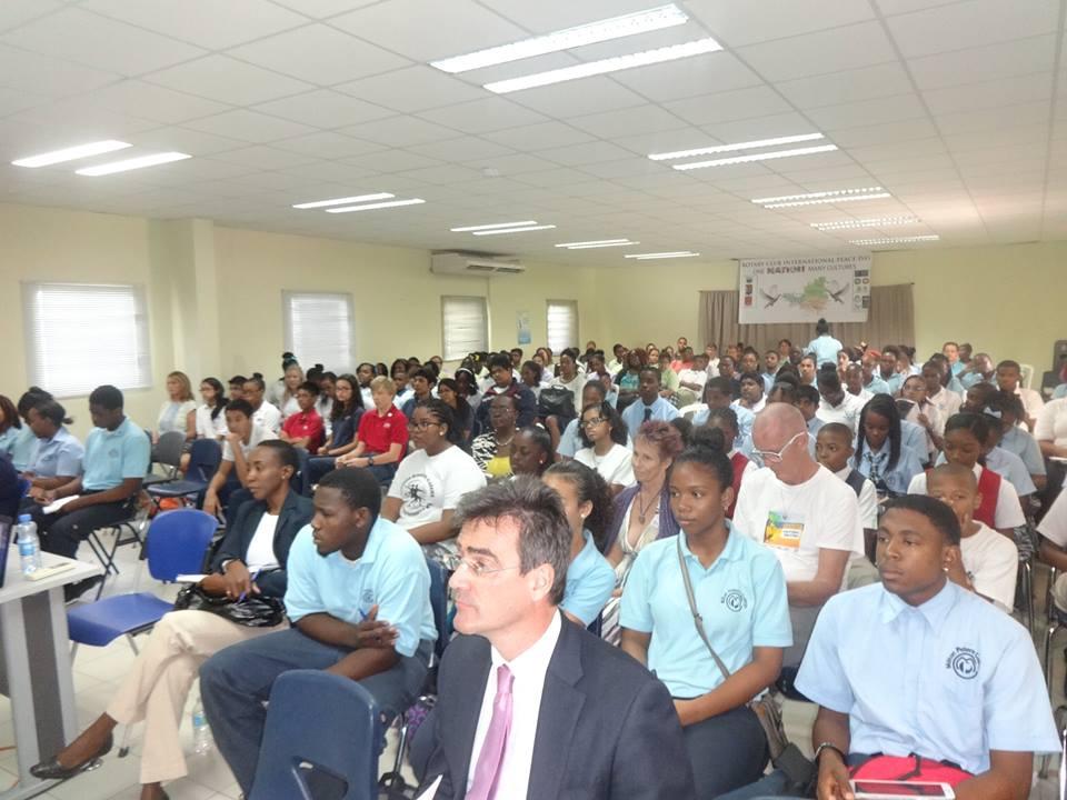 International Day of Peace @ University of St. Martin  and Philipsburg Jubilee Library  | Philipsburg | Sint Maarten | Sint Maarten