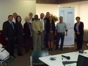 MoW executive board 2016-2017
