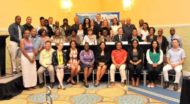 Joint Training on ICH,  May 17-20, 2016 – Willemstad, Curacao