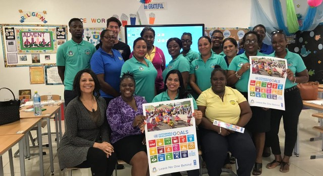Sustainable Development Goals (SDGs) Training for Teachers