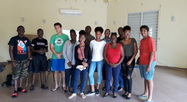 Sustainable Development Goals (SDGs) Presentation to the St. Maarten Youth Parliament, March 24, 2018