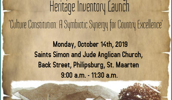 Constitution Day and Intangible Culture Heritage Inventory Launch, Oct. 14, 2019